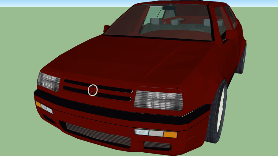 VW Vento VR6