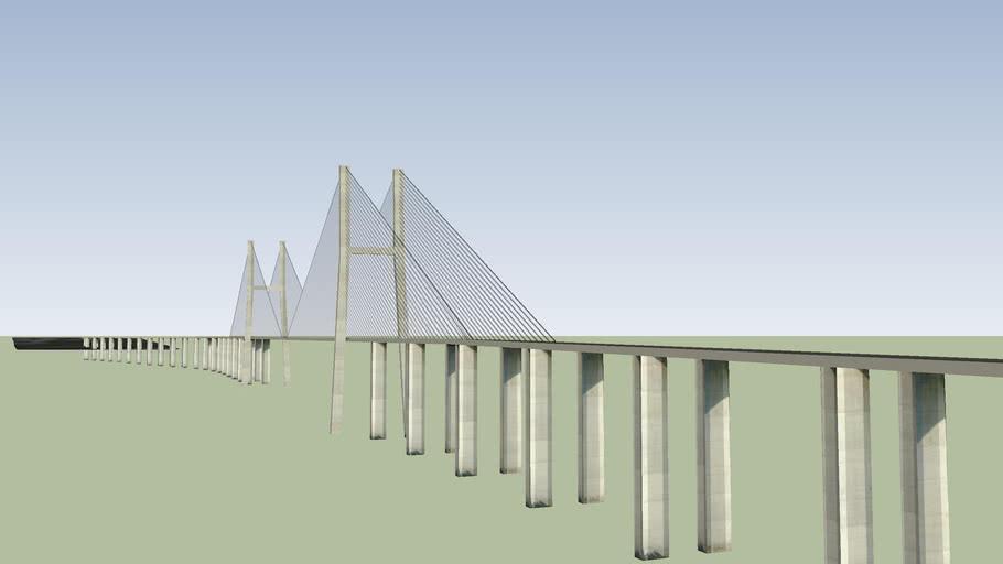 Ponte Vasco da Gama (Part 1 of 2)
