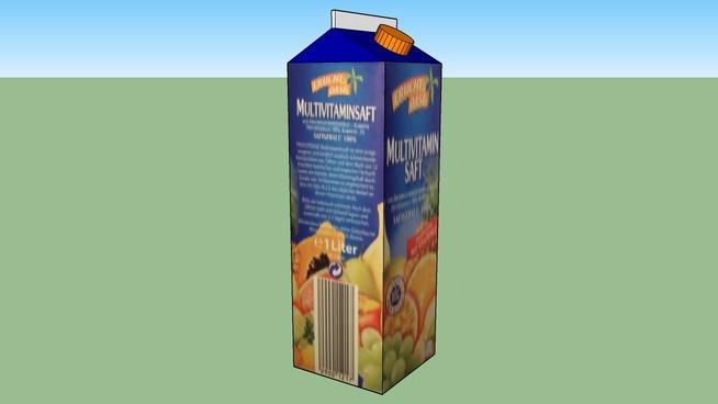 FruchtOase MultivitaminSaft -- Made by SketchUpBoys