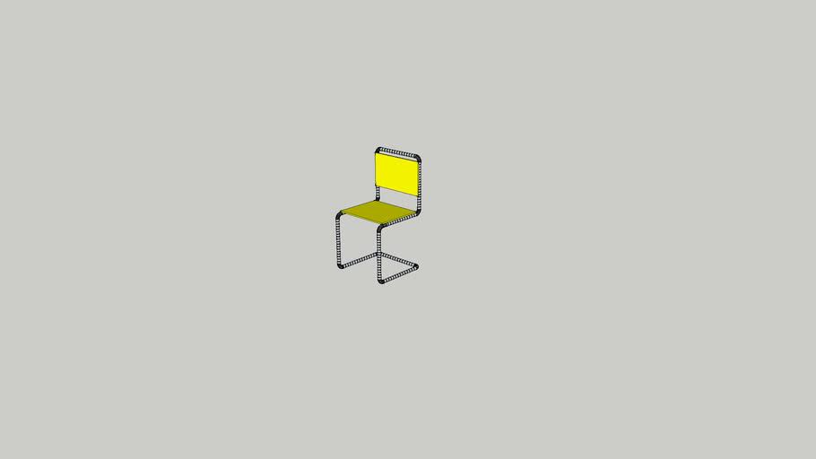 ex03_เก้าอีเหล็กดัด