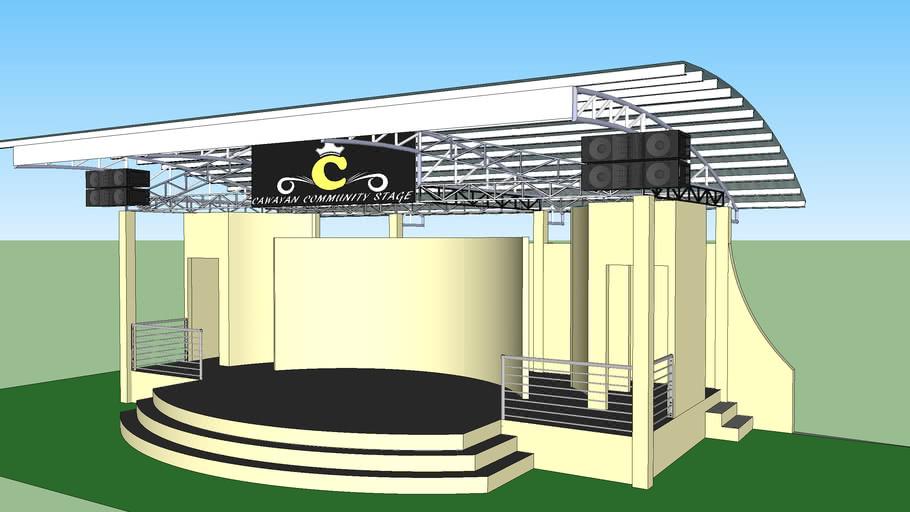 Stage (Cawayan Dalaguete)