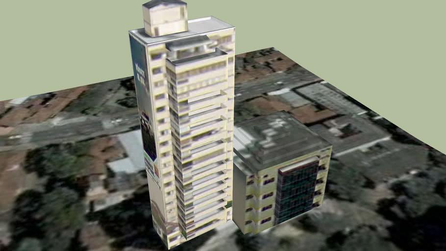 Edificio las fuentes