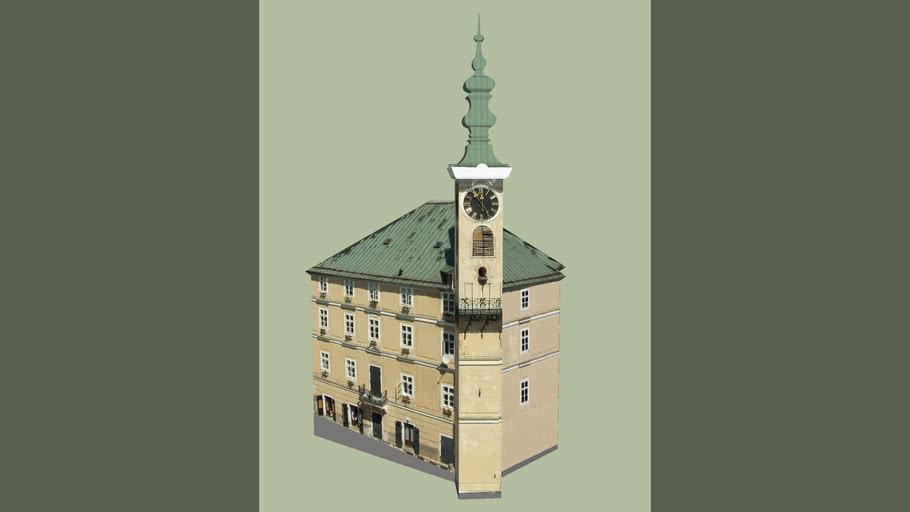 Radnica Banská Štiavnica