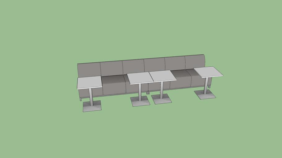 Breakroom Booth
