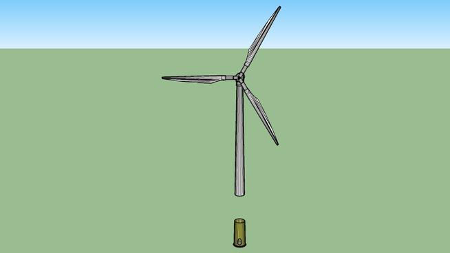 Lempster NH Windmill Farm