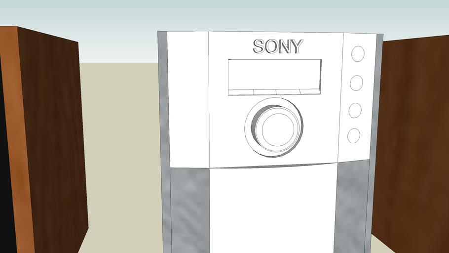 Sony Microanlage