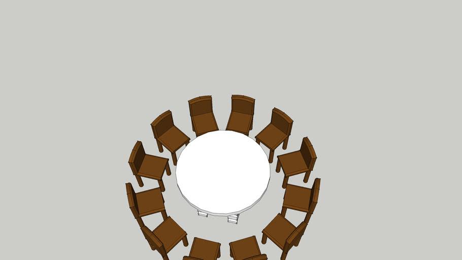 倚子和桌子(期中考第三題)