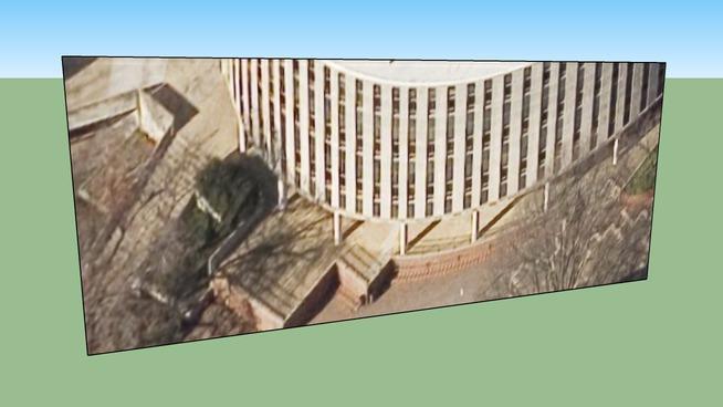 Harrelson Hall, North Carolina State University, Raleigh, NC, USA