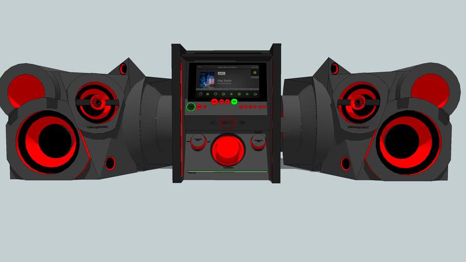 KinVolK iPod Dock