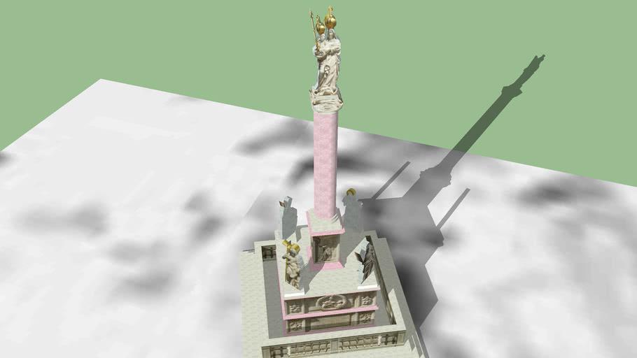 Mária oszlop / Mary's Column