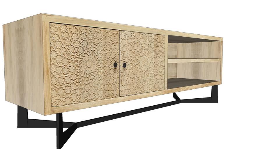 83375 TV Board Exotica