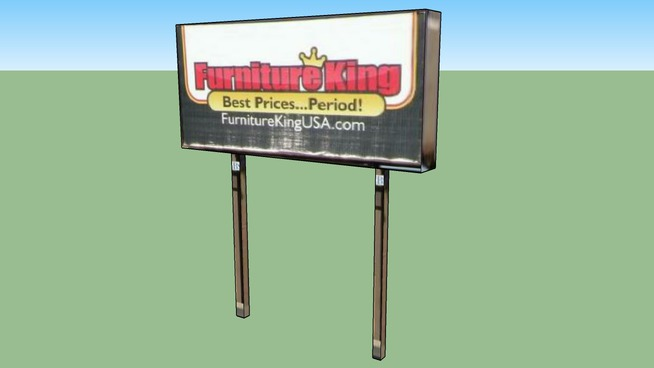 Furniture King  in Phoenix, Arizona, USA