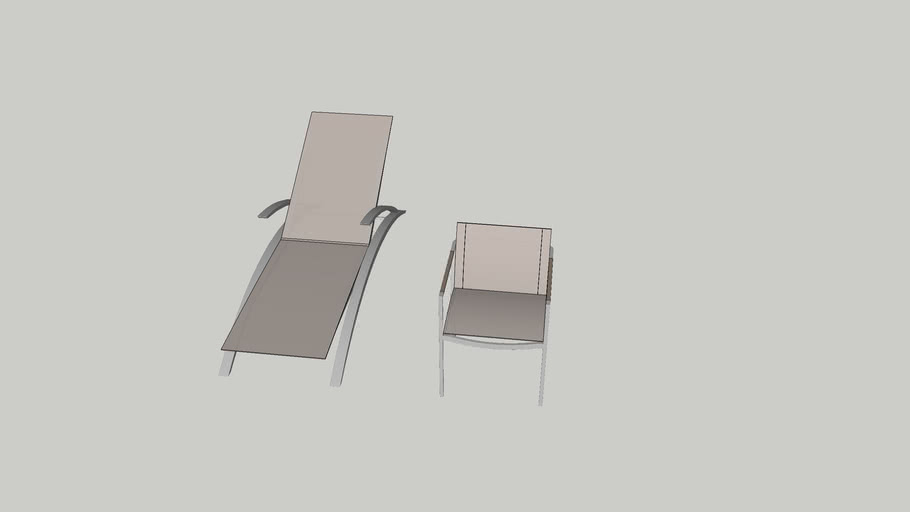 OZONE_chair and lounge