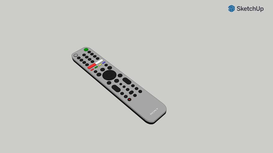 Sony A9G TV remote (RMF-TX600E)