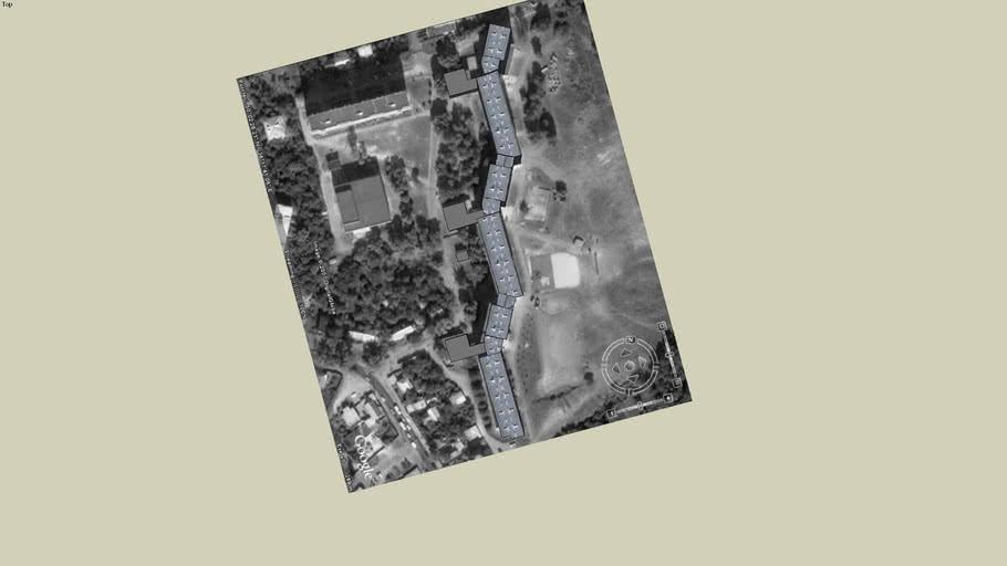 Общежития НАУ «ХАИ» №№ 10, 11, 12 «Взлёт» («Китайка») - Харьков | 512x910