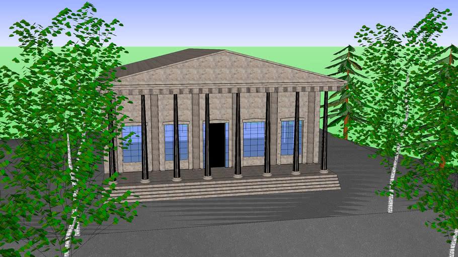 Greek Building