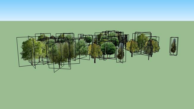Beogratski park Manjez