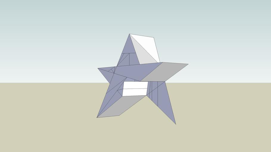 zwaar mislukt ster