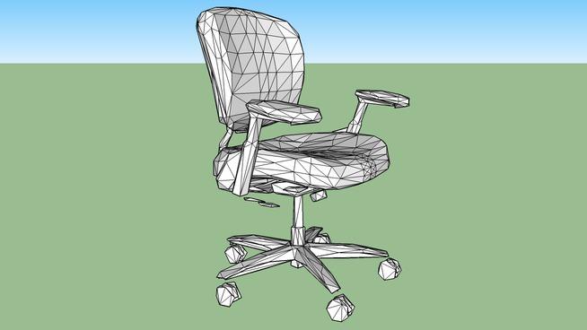Haworth/Improv X.L. Chair/M271-1H42