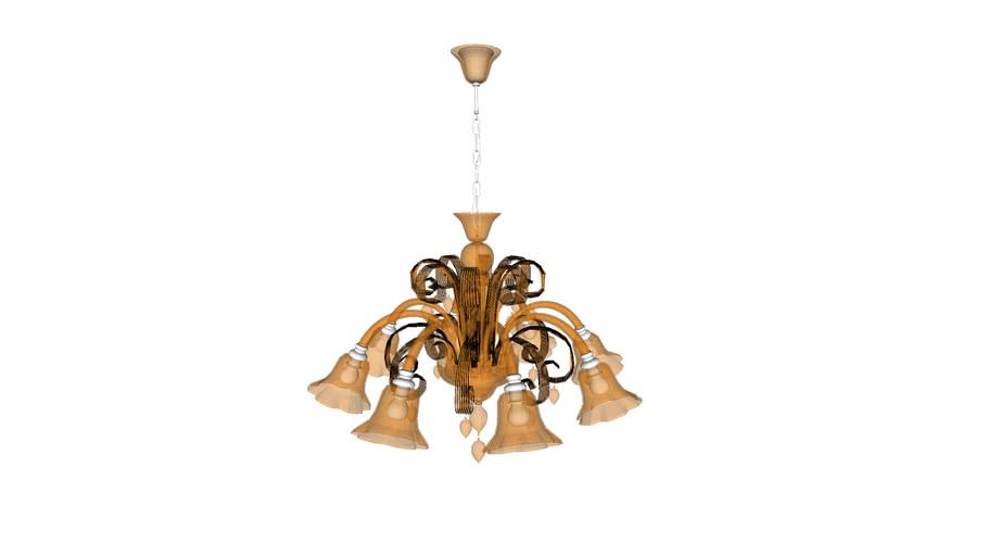 crystal pendant lamp design