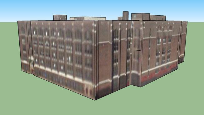 Barratt Middle School Philadelphia, PA, USA