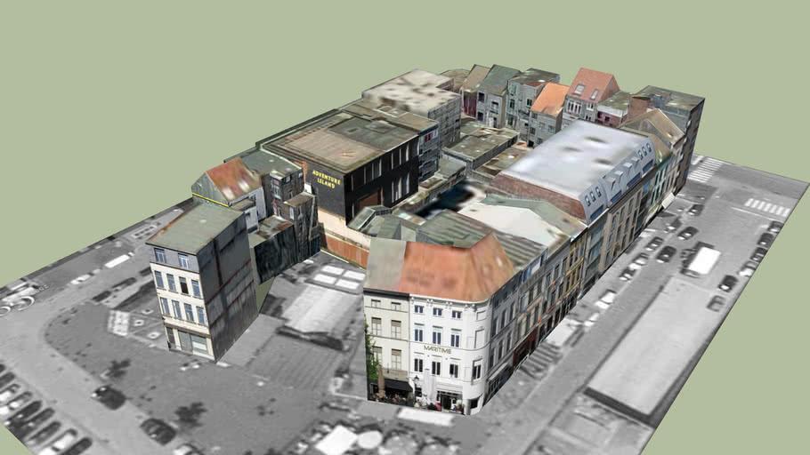 Kribbestraat, Antwerp