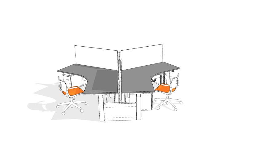 Naviage Height Adjustable Bench 05