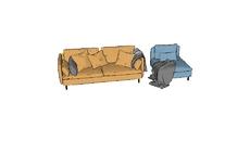 sofa arm chair