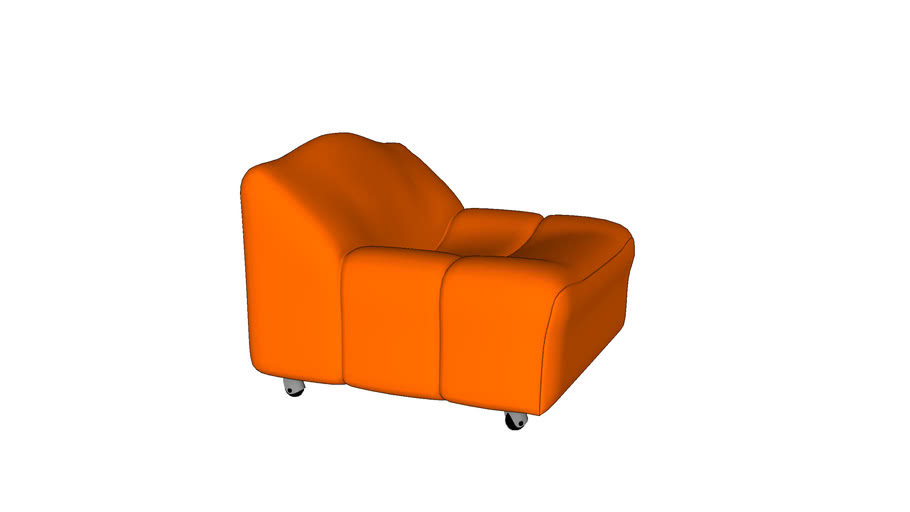 Artifort Lounge chair