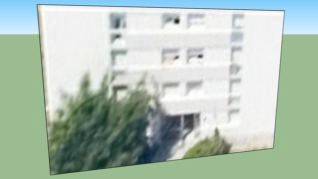 Ēka adresē Marseļa, Francija