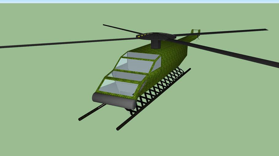 """Вертолет """" Одисей """""""