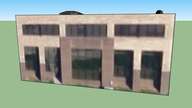 Building in Lexington, KY, USA