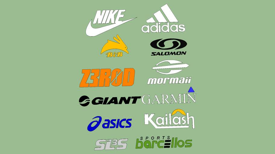 Logos de Esporte - Patrocinadores e Marcas