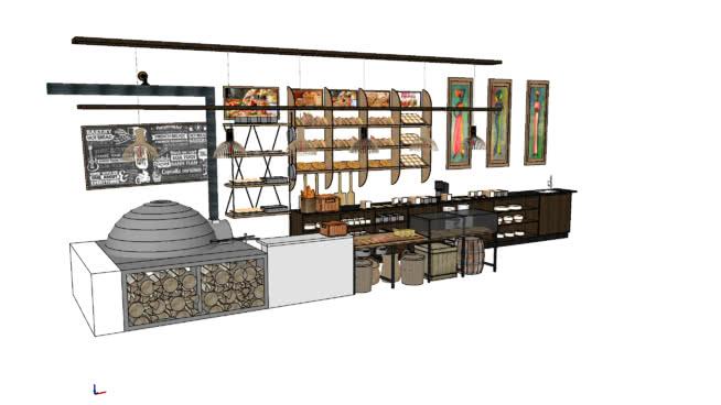 Restaurants/Shop/Retail