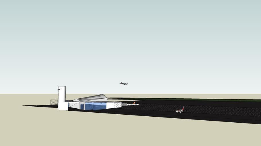 aeroporto pinto martins 2014