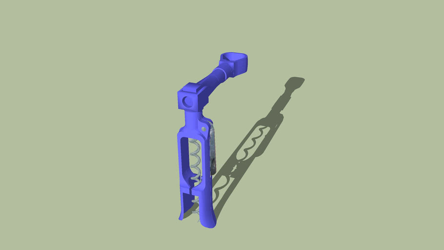 Corkscrew 2 - Ready for use