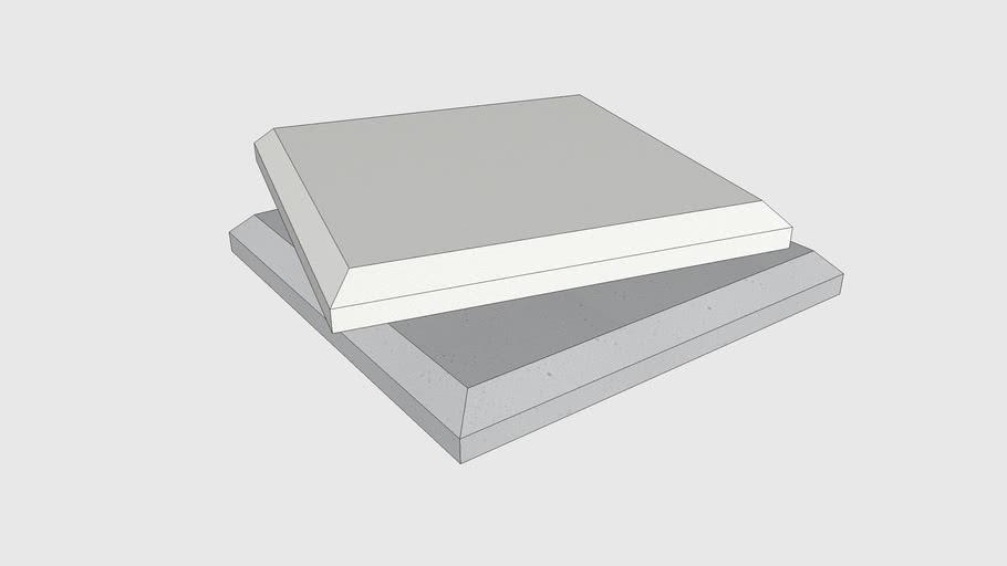 Skum Acoustics - Mocka - Basotect acoustic panel