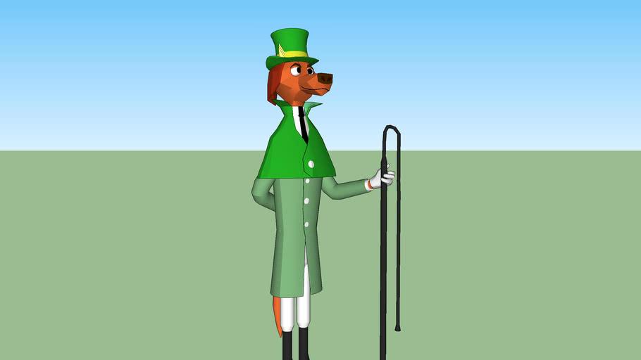 Shamus the Coachman (Dog)