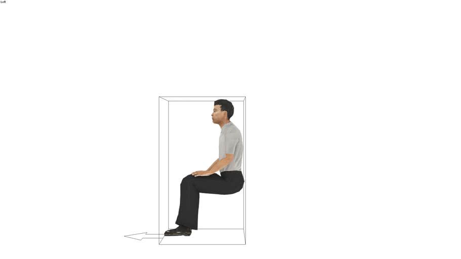 ROCKIT3D | People 0006 sit