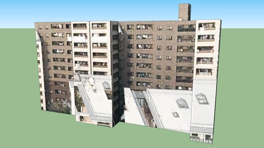 Resedential flat in Saitama, Japan