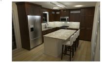random kitchen layouts