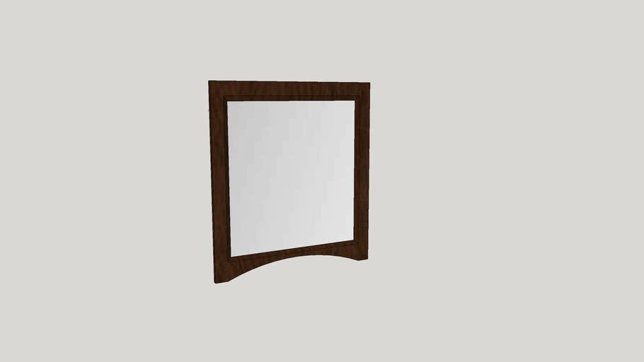 Raven Bedroom Mirror