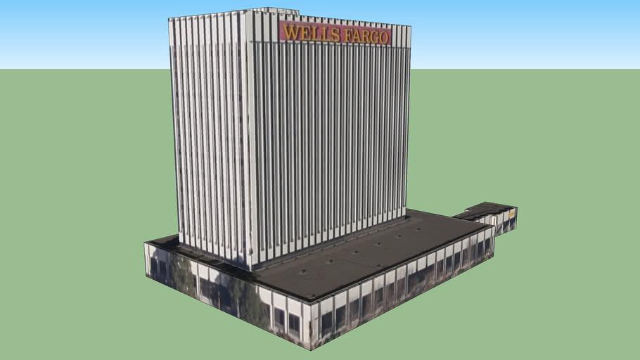 Edificio en Albuquerque, Nuevo México, EEUU
