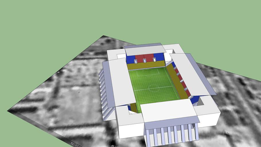 Central Stadium Aktobe 1.0