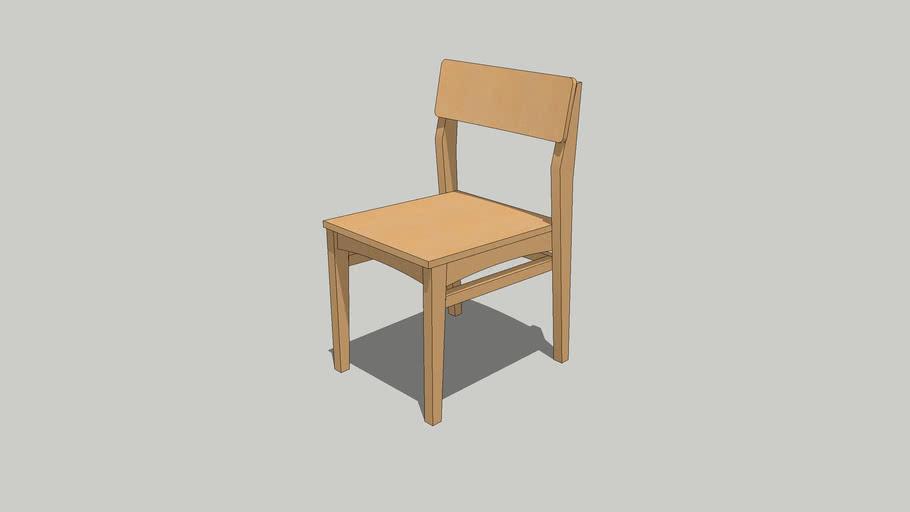 Cadeira Pick Empilhável_Sérgio Fahrer_Casapronta