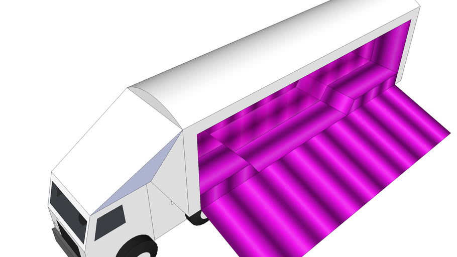 Plasma Party Truck, Purple