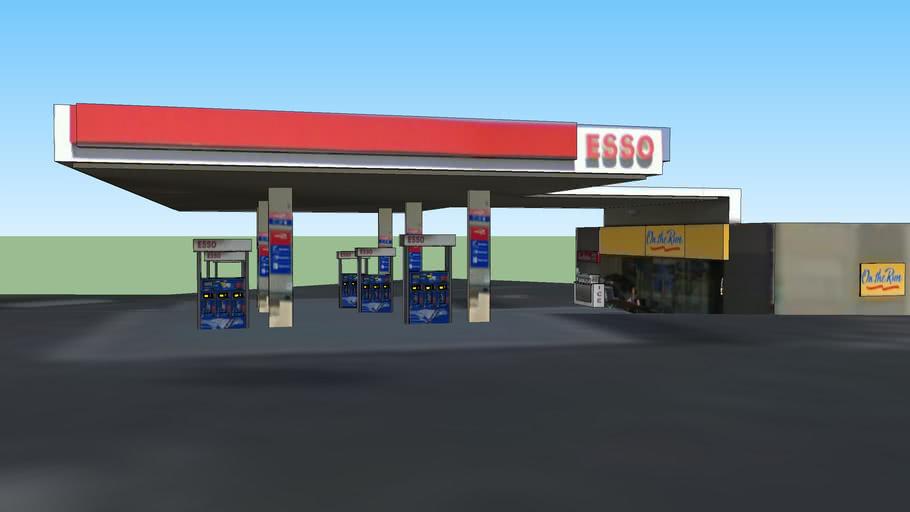 Esso - Nantucket Avenue