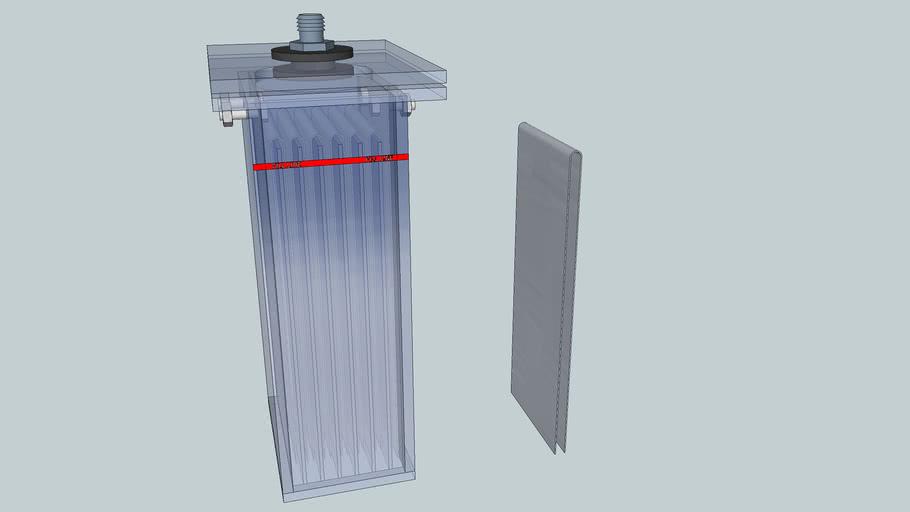 Hydrogen/Oxygen Generator 12v