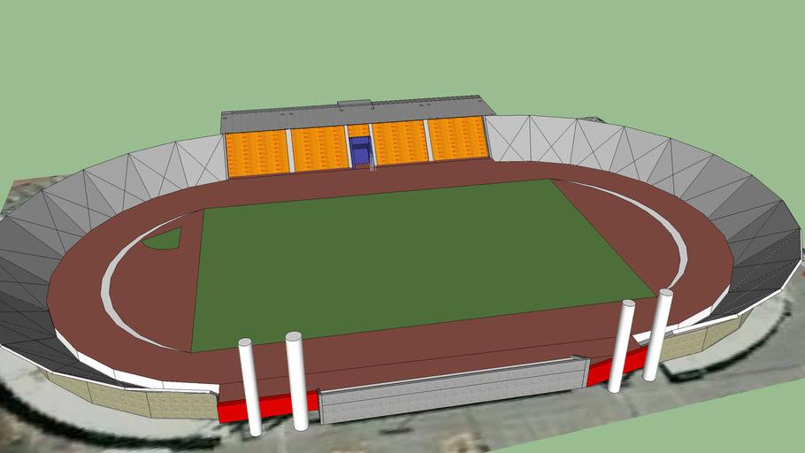 Estadio Olimpico de Ciudad Victoria o Estadio Marte R. Gomez
