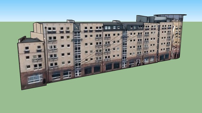 Building in Edinburgh EH6 6SH, UK